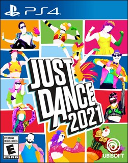 JUST DANCE 2021 PS4 OYUN