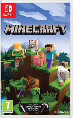 Nintendo Switch Minecraft Orjinal Oyun