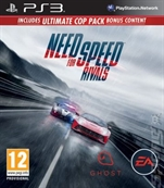 NEED FOR SPEED RIVALS NFS RIVALS PS3 OYUN