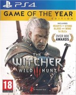 THE WITCHER 3 WILD HUNT PS4 OYUN Game Of The Year Edition TR.