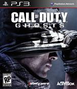 CALL OF DUTY GHOSTS PS3 OYUN