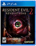 RESIDENT EVIL REVELATIONS 2 BOX SET PS4 OYUN