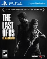 THE LAST OF US REMASTERED PS4 OYUN