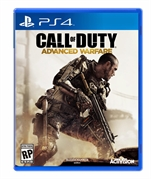 CALL OF DUTY: ADVANCED WARFARE PS4 OYUN