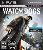 WATCH DOGS PS3 OYUN EXCLUSIVE EDITION