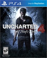 UNCHARTED 4 A THIEFS END PS4 OYUN