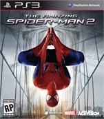 THE AMAZING SPIDERMAN 2 PS3 OYUN