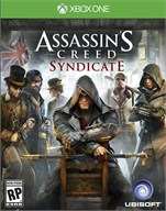 XB1 ASSASSINS CREED SYNDICATE XBOX ONE OYUN