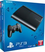 SONY PS3 500 GB. SUPER SLIM OYUN KONSOLU