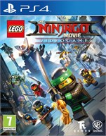 LEGO THE NINJAGO MOVIE VIDEOGAME  PS4 OYUN