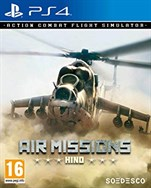 AIR MISSIONS HIND PS4 OYUN