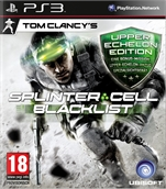 SPLINTER CELL BLACKLIST UPPER ECHELON EDITION PS3 OYUN