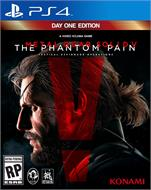 METAL GEAR SOLID V: THE PHANTOM PAIN PS4 OYUN