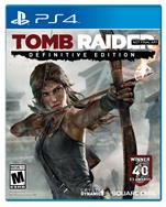 TOMB RAIDER DEFINITIVE EDITION PS4 OYUN