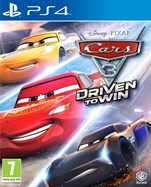 CARS 3 DRIVEN TO WIN PS4 OYUN ARABALAR