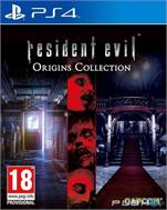 RESIDENT EVIL ORIGINS COLLECTION PS4 OYUN