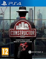 CONSTRUCTOR HD PS4 OYUN