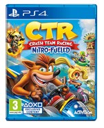 CRASH CTR TEAM RACING NITRO FUELED PS4 OYUN