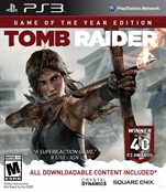 TOMB RAIDER GAME OF THE YEAR EDITION PS3 OYUN