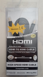 HIGH SPEED HDMI KABLO 1.4 VERSİYON