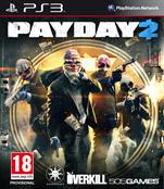 PAYDAY 2 PS3 OYUN