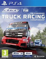FIA EUROPEAN TRUCK RACING CHAMPIONSHIP PS4 OYUN