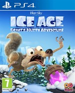 ICE AGE SCRATS NUTTY ADVENTURE PS4 OYUN