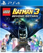 LEGO BATMAN 3 BEYOND GOTHAM PS4 OYUN