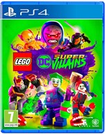 LEGO DC SUPER VILLAINS PS4 OYUN