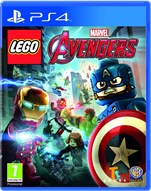 LEGO MARVEL AVENGERS PS4 OYUN