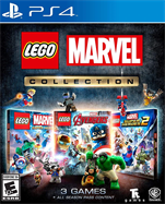 LEGO MARVEL COLLECTION PS4 OYUN