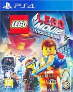LEGO MOVIE VIDEOGAME PS4 OYUN