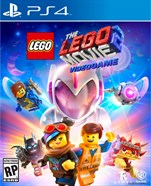 LEGO THE MOVIE VIDEO GAME 2 PS4 OYUN