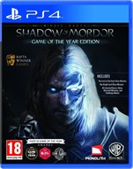 MIDDLE-EARTH: SHADOW OF MORDOR PS4 OYUN Game Of The Year Edition