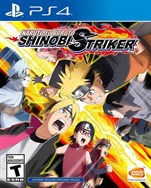NARUTO TO BORUTO: SHINOBI STRIKER PS4 OYUN