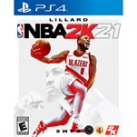 NBA 2K21 PS4 OYUN 2021