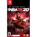 Nba2k20 Nintendo Switch Nba 2K20 Orjinal Oyun