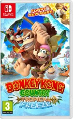 Nintendo Switch Donkey Kong Country Tropical Freeze Orjinal Oyun
