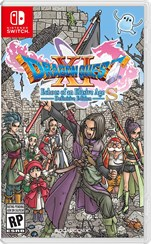 Nintendo Switch Dragon Quest XI S Echoes Of An Elusive Age Orjinal Oyun