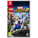 Nintendo Switch Lego Marvel Super Heroes 2 Orjinal Oyun