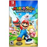 Nintendo Switch Mario + Rabbids Kingdom Battle Orjinal Oyun