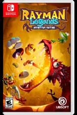 Nintendo Switch Rayman Legends Orjinal Oyun
