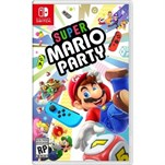 Nintendo Switch Super Mario Party Orjinal Oyun