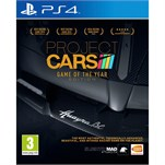 PROJECT CARS GAME OF THE YEAR EDITION PS4 OYUN