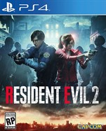 RESIDENT EVIL 2 REMAKE PS4 OYUN