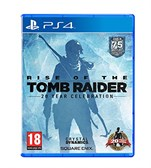 20. YIL RISE OF THE TOMB RAIDER PS4 OYUN