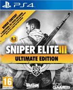 SNIPER ELITE 3 ULTIMATE EDITION PS4 OYUN