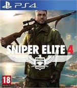 SNIPER ELITE 4 ITALIA PS4 OYUN