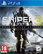 SNIPER GHOST WARRİOR 3 PS4 OYUN