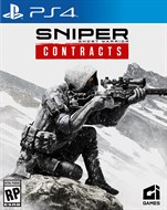 SNIPER GHOST WARRIOR CONTRACTS PS4 OYUN